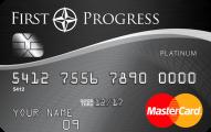 First Progress Platinum Select MasterCard® Secured Credit Card