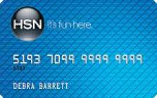HSN Store Credit Card