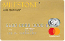 Milestone® Mastercard® - Bad Credit Considered