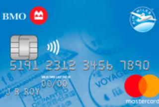 BMO® AIR MILES®† MasterCard®