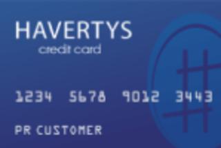 Havertys Credit Card