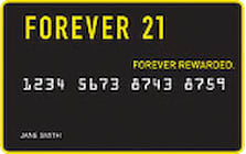Forever 21 Store Card
